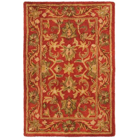 3 X 4 Area Rugs Safavieh Antiquity 2 Ft 3 In X 4 Ft Area Rug At52e 24 The Home Depot