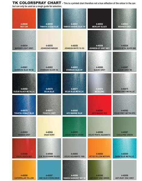 volvo truck color chart pictures to pin on pinsdaddy