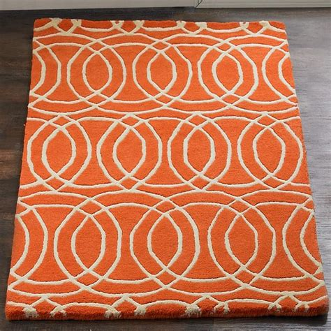 orange circle rug best 25 orange rooms ideas on orange walls orange bedroom walls and living room