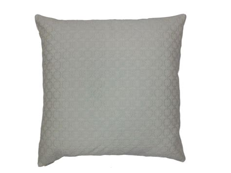 Ivory Pillow by Circle Ivory Pillow Encore Events Rentals