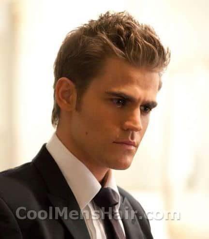 Paul Wesley Hairstyle by Paul Wesley Hairstyle Cool S Hair