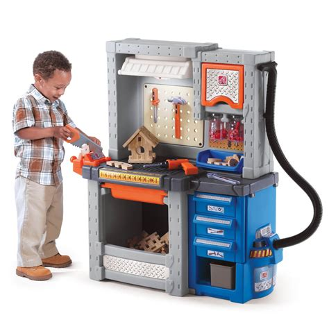 childrens tool bench set toddler toys for boys