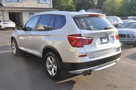 how petrol cars work 2012 bmw x3 navigation system buy used 2012 bmw x3 xdrive28i sport 3 0l navigation camera pano leather no reserve in portland