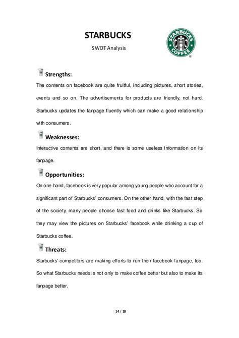 Social Media Analysis for Starbucks