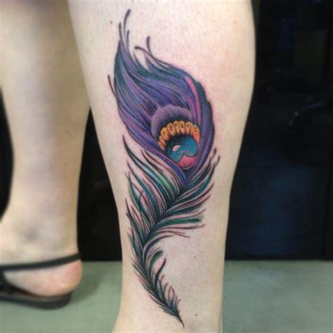 tattoo feather leg beautiful feather tattoo design on leg tattoos book 65