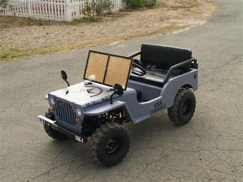 mini jeep for mini jeep go kart pirate4x4 com 4x4 and road forum