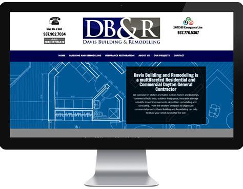 home remodeling websites websites affordable small business websites in dayton ohio