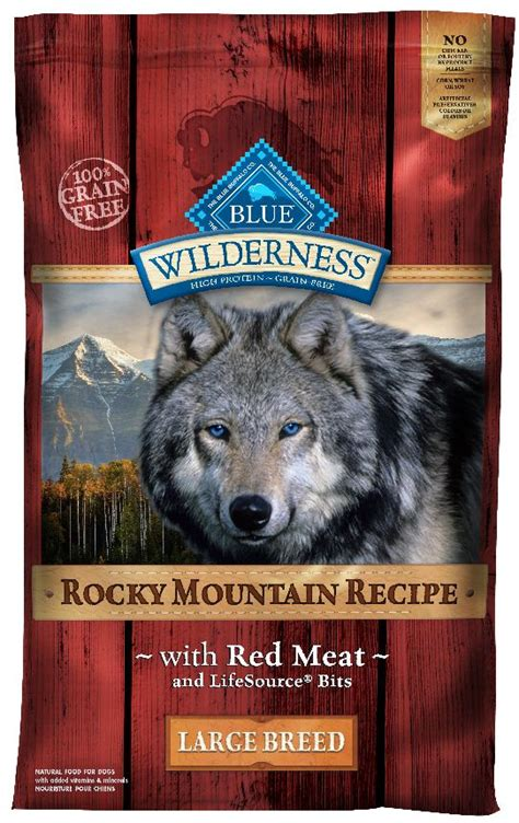 blue wilderness large breed puppy 301 moved permanently