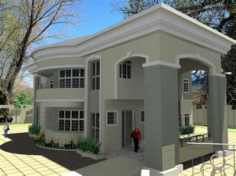 Ultra Modern Home Plans Nigerian House Plans Designs Ultra Modern Architecture