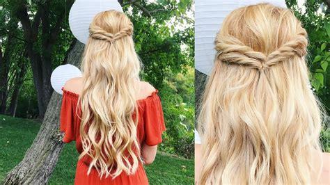 Hair Wedding Guest by Wedding Guest Hair Tutorial Easy Twist