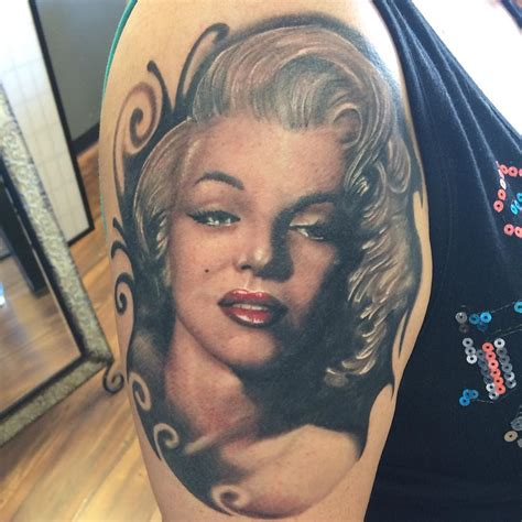 marilyn monroe tattoos for men 70 marilyn designs meanings best of 2018