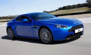 Aston Martin Vantage S Review 2012 Aston Martin V8 Vantage S Drive Review Car