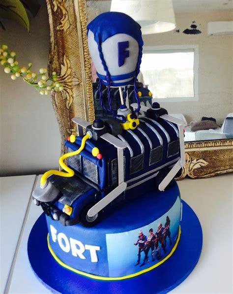 fortnite cake  birthday cakes boy birthday parties