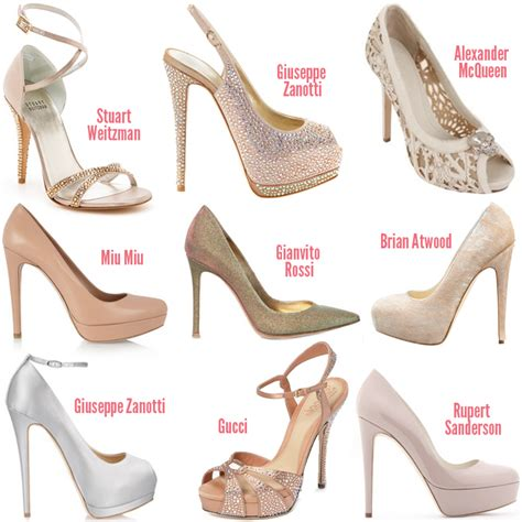 Who Is The Best Shoe Designer Of 2007 by The Supreme Facts On Bridal Shoes Parentclock7