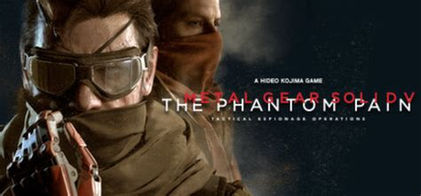 Metal Gear Solid 5 V Phantom Pc Steam Cd Key Original impressions metal gear solid v the