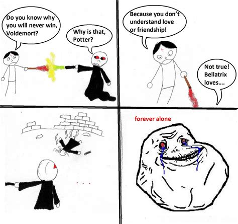 Forever Alone Memes - 301 moved permanently