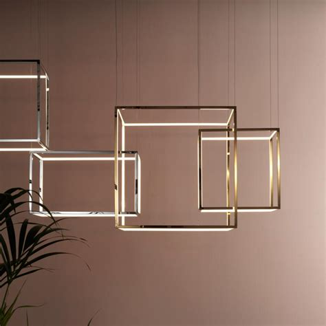 cl on l shades e contract lighting products cube pendant light cl uk