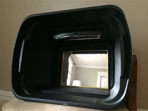 Light Booth by Diy Black Light Booth Provocation Sturdy For Common Things