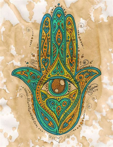 watercolor tattoo israel 566 best images about judaica hamsa on