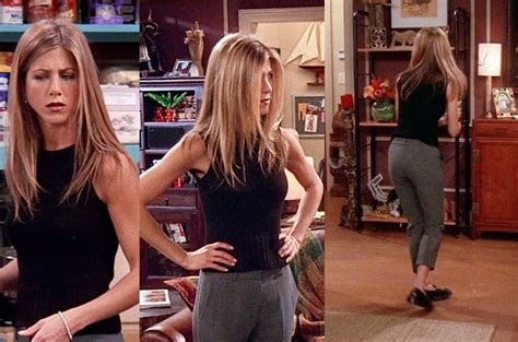 Aniston Friends Hairstyles by Aniston S Hairstyle Here S How To Get The Look