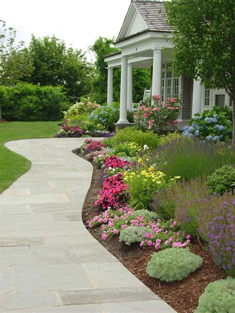 25 best ideas about front walkway landscaping on