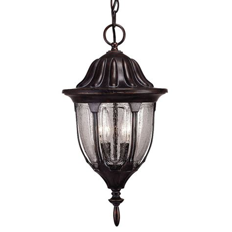 Black And Gold Pendant Light Shop Abasio 17 62 In Black And Gold Outdoor Pendant Light At Lowes