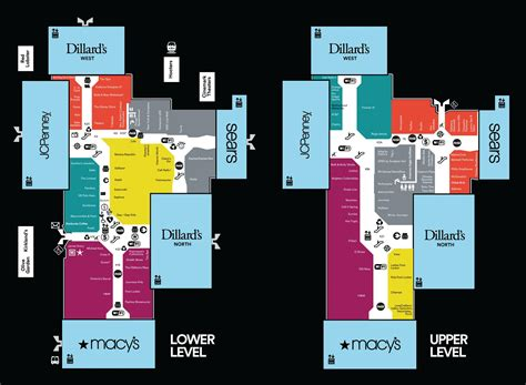 layout of tucson mall cielo vista mall map cielo vista mall stores map texas