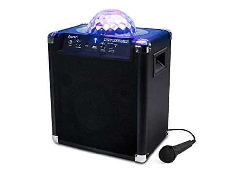 bluetooth lautsprecher für zuhause portable lautsprecher ion bei i tec de