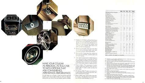 old car repair manuals 1970 mercury cougar security system image 1970 mercury cougar 1970 mercury cougar 06