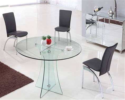 small glass table and chairs uk astoria glass dining table