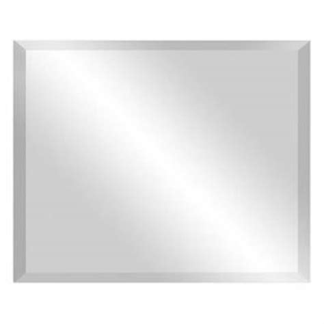 bevelled edge bathroom mirror bevelled edge mirror mirrors perth
