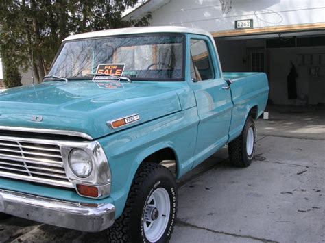 1968 ford truck paint colors peacock blue 1968 ford truck paint cross reference 1968 ford