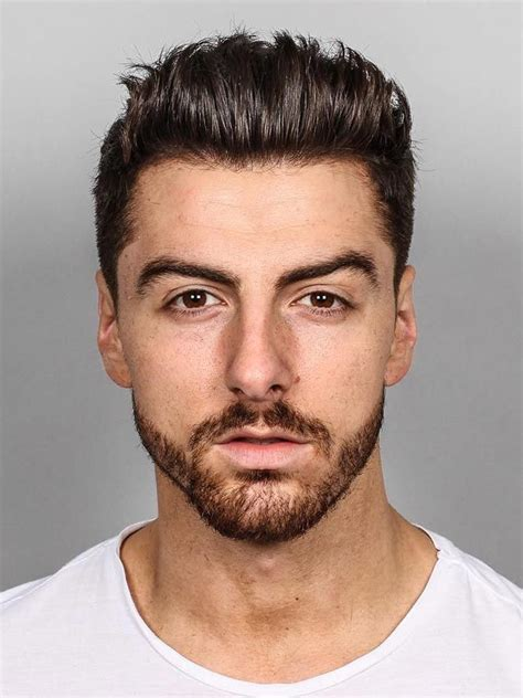 guys hairstyles with cowlicks 25 short hairstyles for men with cowlicks style designs