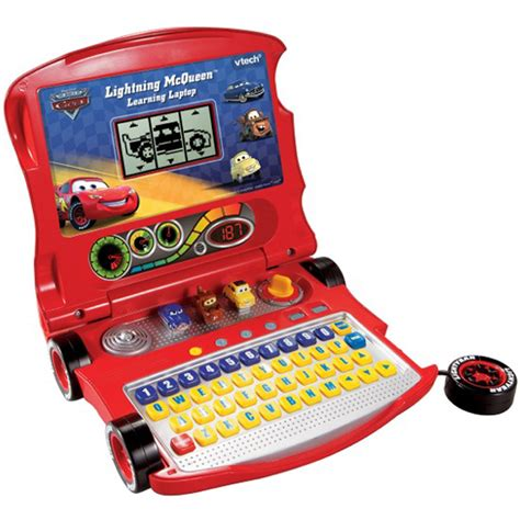 Vtech Mcqueen Lightening Laptop disney cars toys and puzzles shop wwsm
