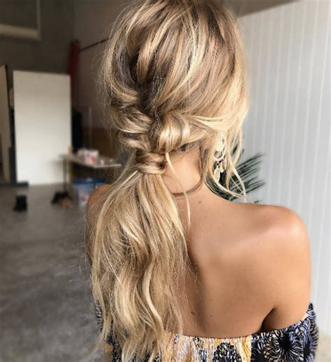 easy vacation hairstyles 43 easy hairstyles for vacation the beach style skinner