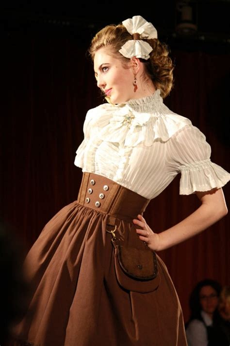 Steampunk Style by Devilinspired Steampunk Dresses February 2013