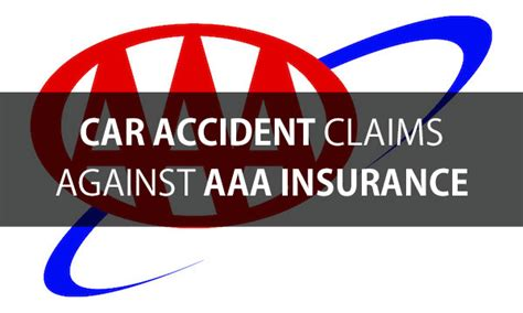 car accident claim  aaa auto insurance bergener