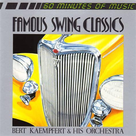 swing classics bert kaempfert album famous swing classics