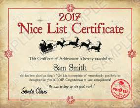 santa certificate template search results for santa list certificate 2014