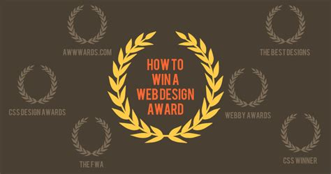 best of web awards how to win a web design award the top web awards for the