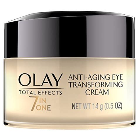Olay Total Effect 7 In One Anti Ageing Fairness olay total effects 7 in one anti aging transforming eye 0 5 oz desertcart