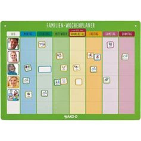 Wochenplan Haushalt Familie 4630 by Wochenplan F 252 R Kinder N 252 Tzliches F 252 R Die Kita