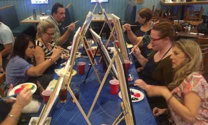 groupon paint nite palm springs things to do in west palm deals in west palm