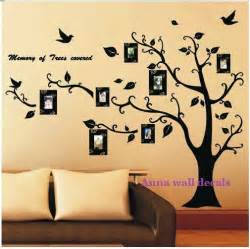 wall decals vinyl decal stickers nursery tree details about family bird art quotes