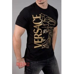 Polo Tshirt Kaos Kerah Ferary Trendy versace sleeved t shirts for in 64521 for him
