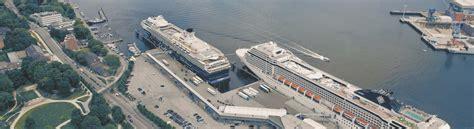 Car Park Southton Port by Port Parking Parking At The Cruise Port Kiel Port