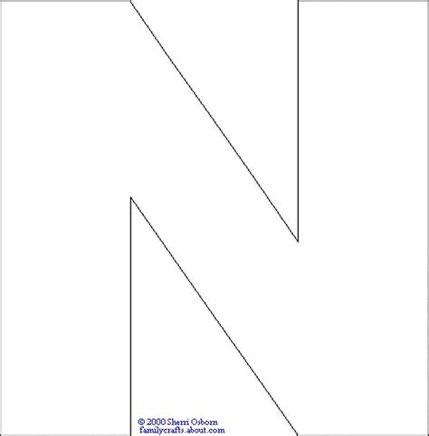 Capital N Coloring Page by 12 Best Images About Letter N On Preschool