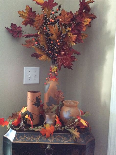 making a l out of a wine bottle how to make fall decorations out of wine bottles snapguide