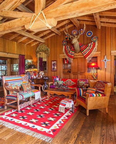 navajo rugs add a american touch to your interior