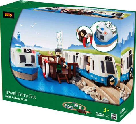 Tulipware Travel Set Mt New brio travel ferry set 33725 table mountain toys